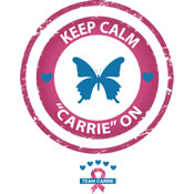 Keep Calm & Carrie On